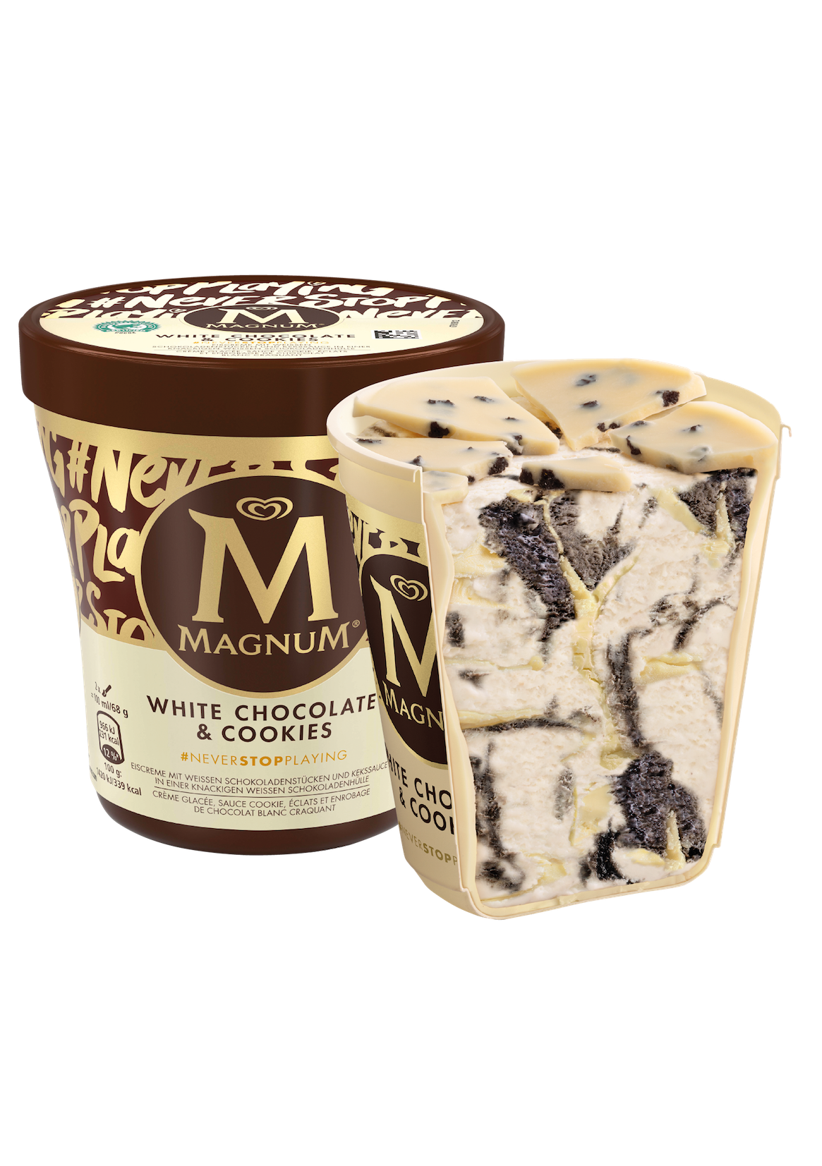 Magnum White Chocolate