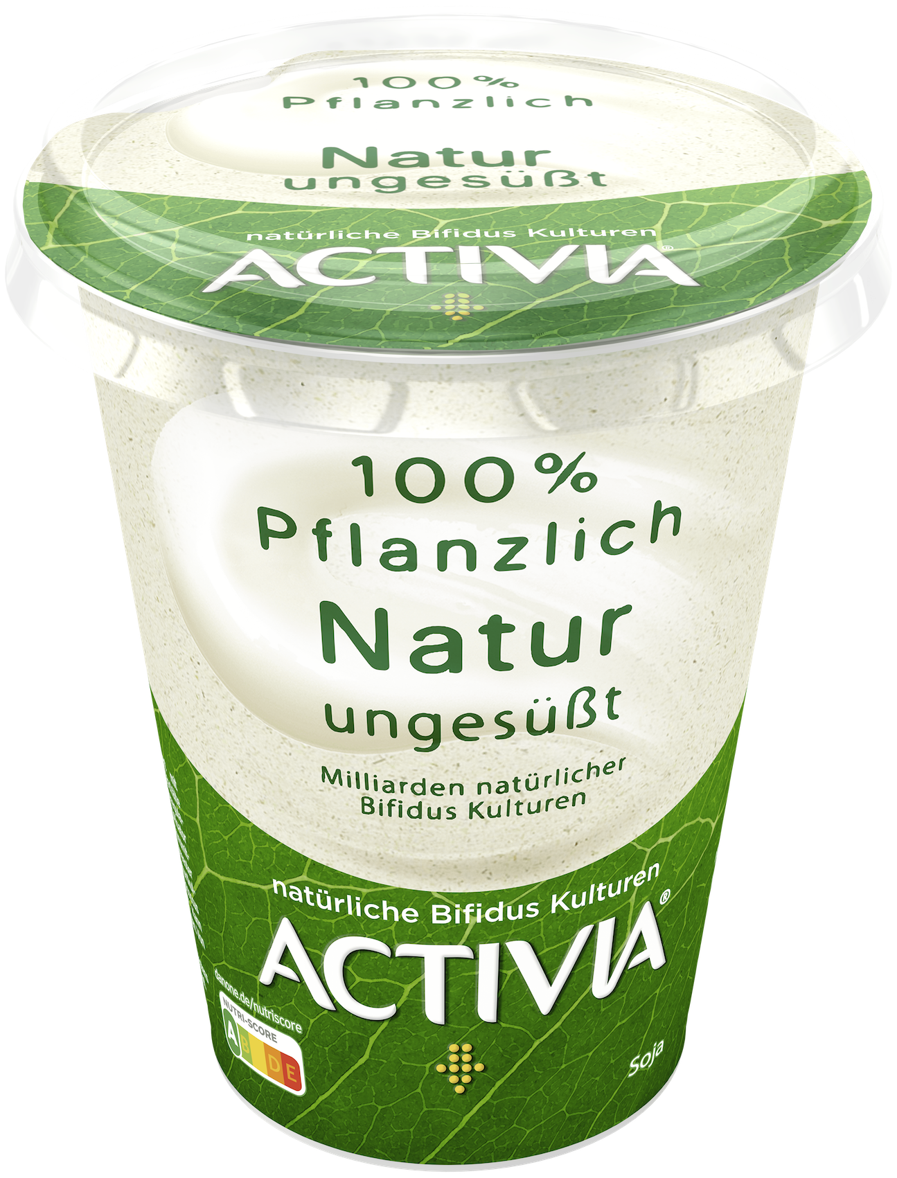 Activia 100 Pflanzlich