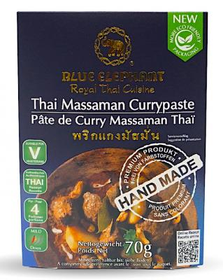 Blue Elephant Thai Massaman Currypaste