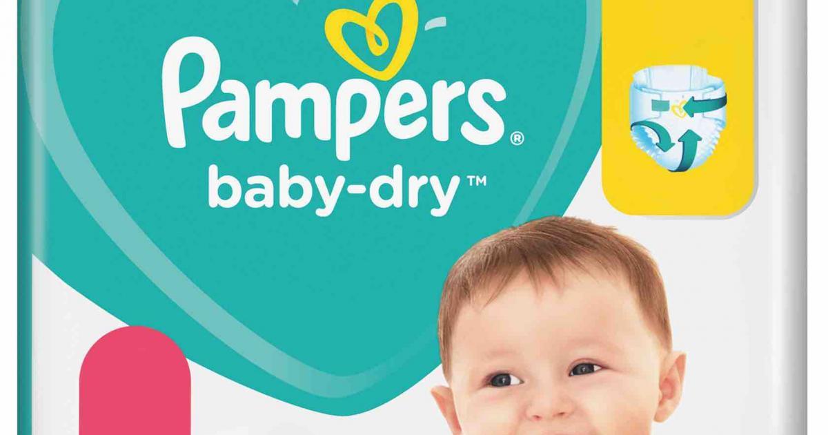 Unterschied Pampers New Baby Und Baby Dry